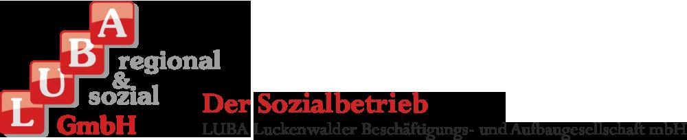 LUBA Luckenwalder Beschäftigungs- und Aufbaugesellschaft mbH
