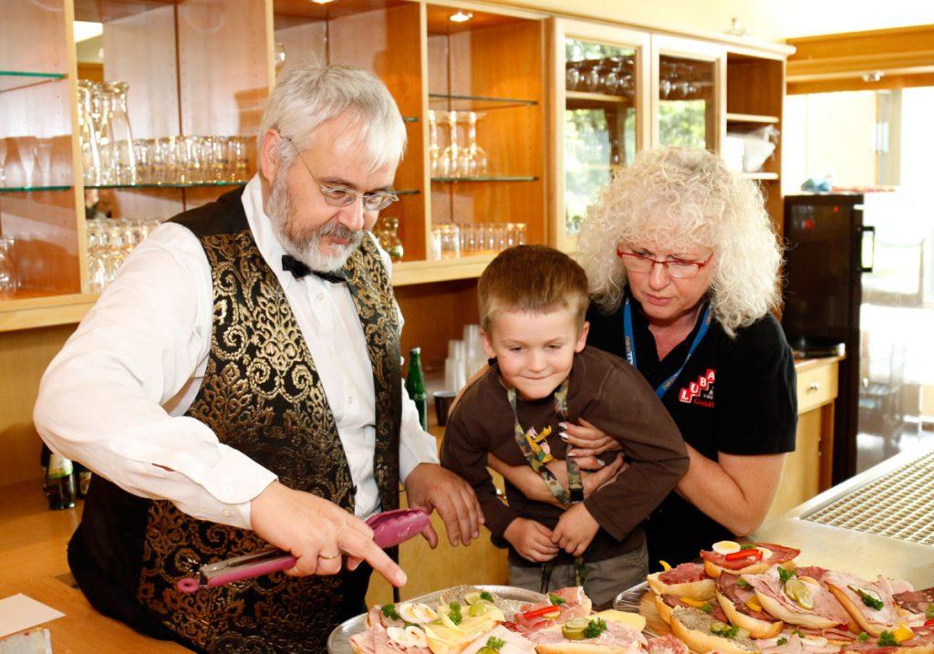 Catering AusBildungsMesse Teltow-Fläming