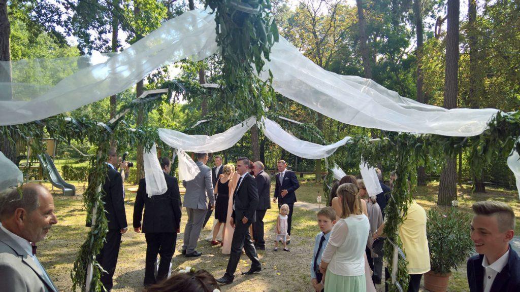 Walkmühle Hochzeit mit Buffet