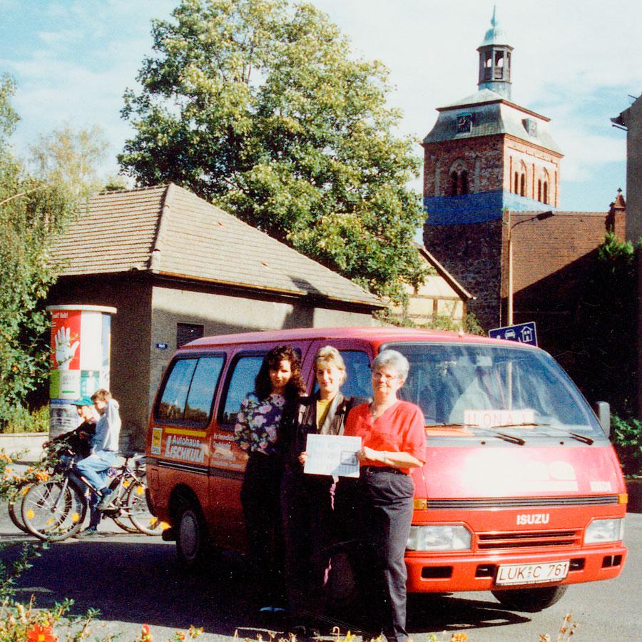 ILONA Vorreiter der Stadtlinie Luckenwalde