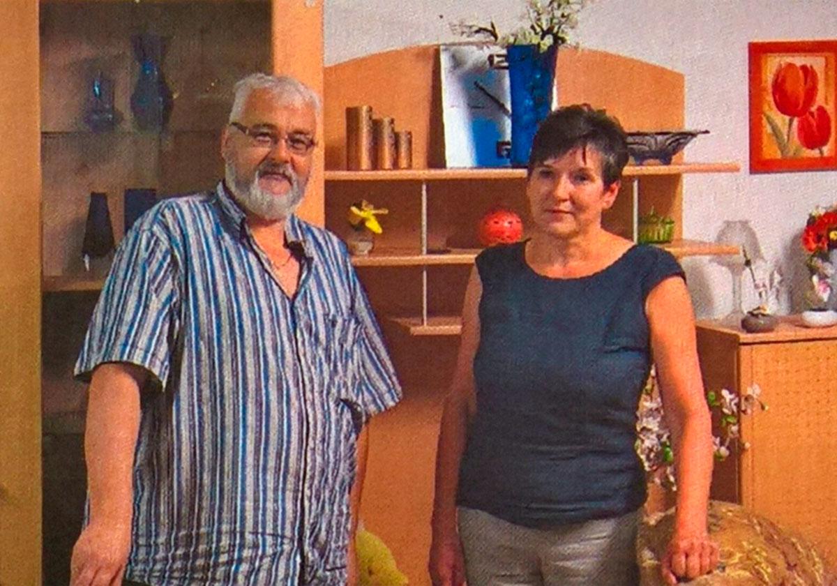 Herr Kräker und Frau Klettke