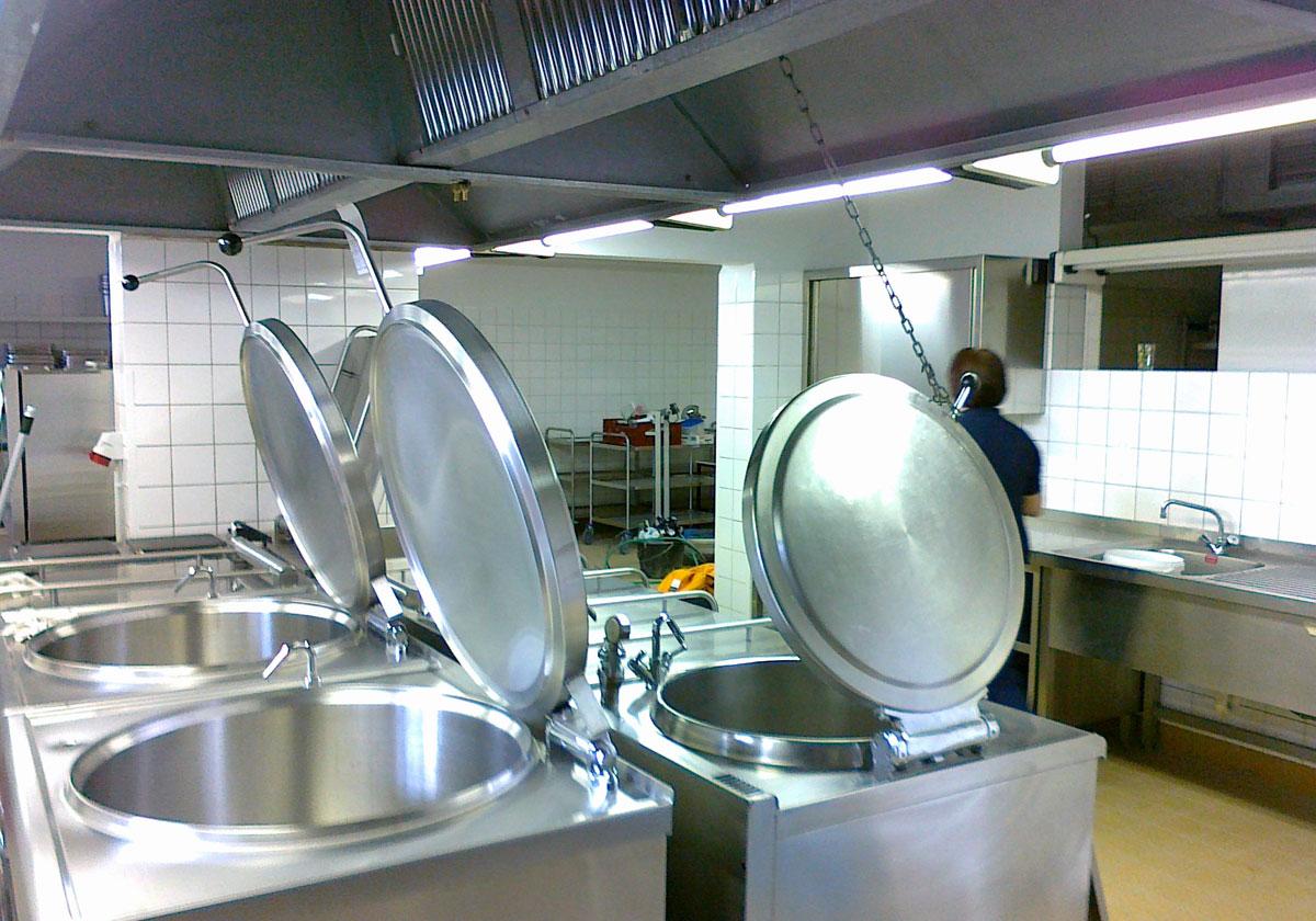 Moderne Küche in Luckenwalde