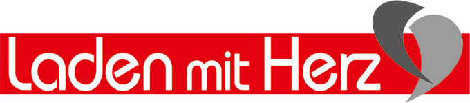 Logo Laden mit Herz