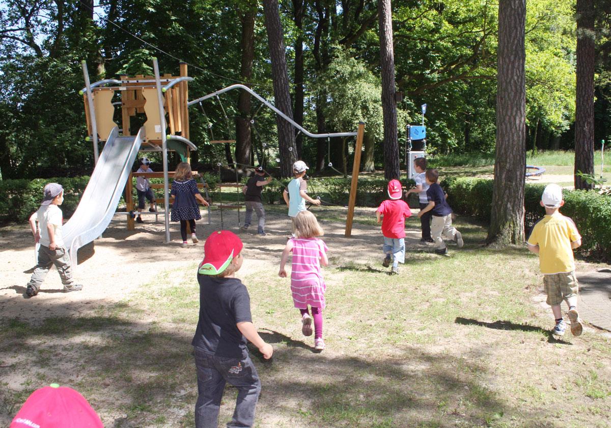 Spielplatz Walkmühle